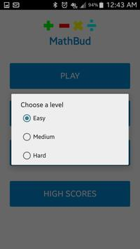 MathBud apk screenshot