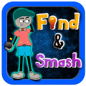 Find and Smash icon