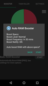 RAM Booster eXtreme screenshot 5