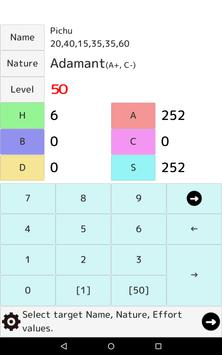 IVs checker Pokénix apk screenshot