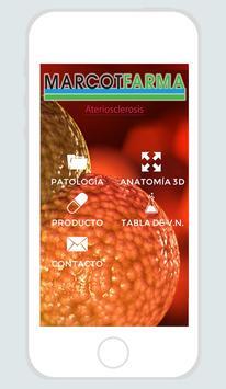 Marcotfarma Aterosclerosis poster