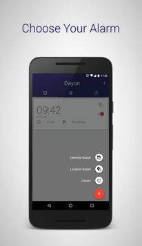 Dayon Alarm apk screenshot