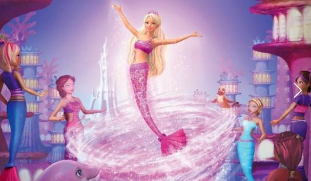 Barbie Mermaid Hd Wallpaper For Android Apk Download