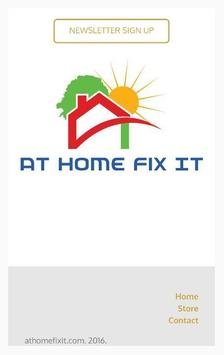 At Home Fix It apk screenshot