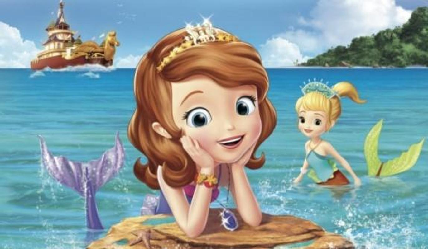 ... Wallpaper hd Princess Sofia screenshot 2 ...
