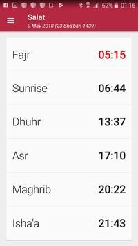 My Prayer_صلاتي: Qibla, Adhan, Coran screenshot 1