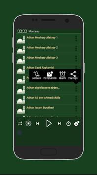 Islamic Adan mp3 ramadan 2017 apk screenshot