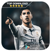 Marco Asensio Wallpapers HD icon