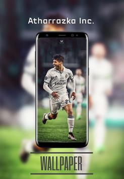 Marco Asensio Wallpapers HD apk screenshot