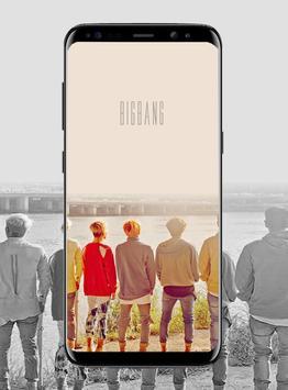 BIGBANG Wallpapers KPOP HD screenshot 1
