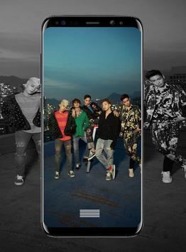 BIGBANG Wallpapers KPOP HD screenshot 2