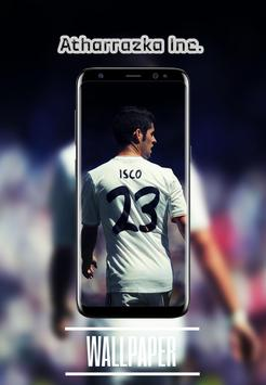 Isco Wallpapers HD screenshot 1