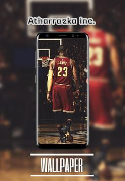 LeBron James Wallpapers HD Poster