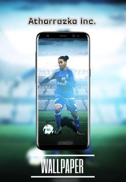 Ronaldinho Wallpapers HD apk screenshot