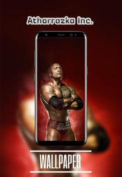 The Rock Wallpapers WWE Apk Screenshot