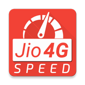 Increase Jio 4G Speed Booster icon