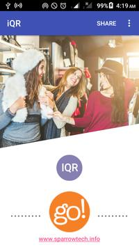 iQR poster