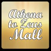 Athena to Zeus Mall icon