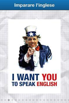 IngleseFacile con Carlos poster