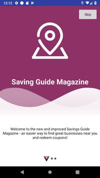 Savings Guide Magazine screenshot 1