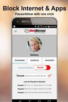 WebWatcher Parental Control poster