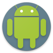 Fidget with Android icon