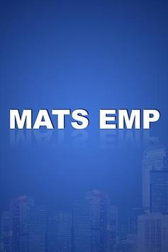 MATS EMP poster