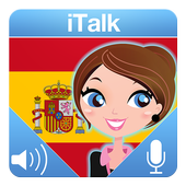 iTalk Spanish icon