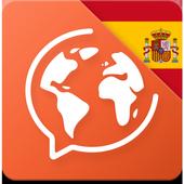 西班牙语:交互式对话 - 学习讲 -门语言 圖標