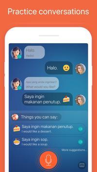 Learn Indonesian Free apk screenshot