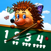 Math for Kids: teach numbers icon