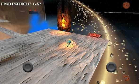 Atom Adventure 3D - Survive apk screenshot