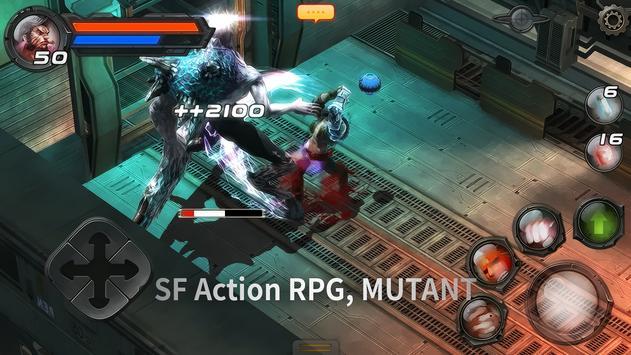 MUTANT: Metal Blood poster