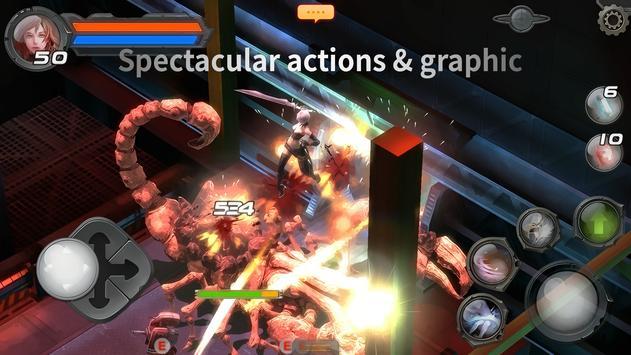 MUTANT: Metal Blood apk screenshot