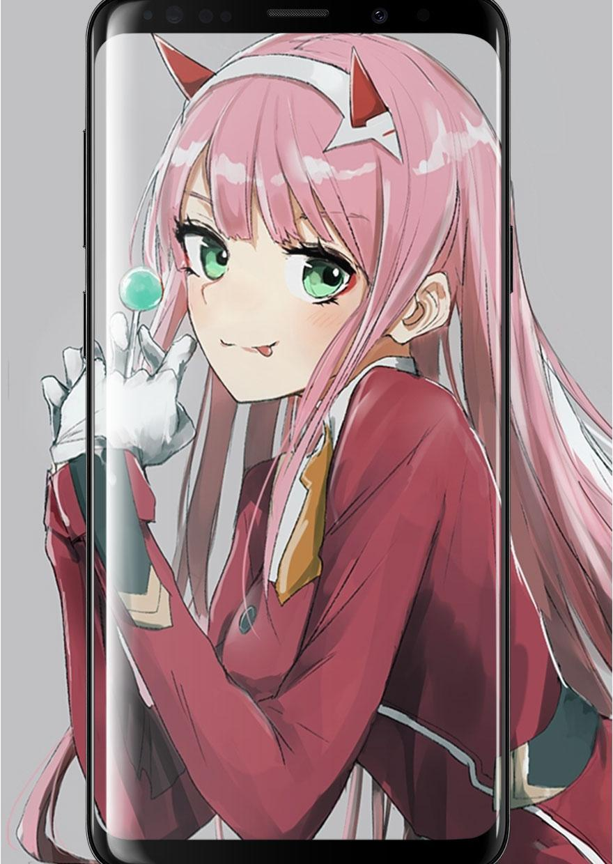 Zero Two Wallpaper Hd For Android Apk Download