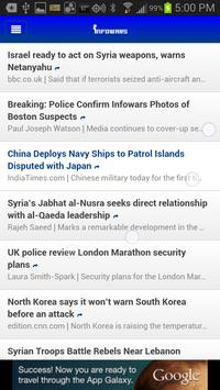 Infowars Reader apk screenshot