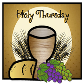 Holy Thursday Prayer icon