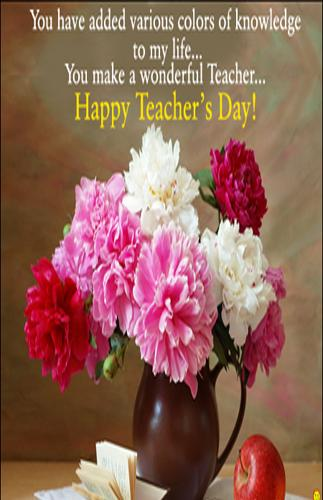 Happy Teacher's Day Wishes for Android - APK Download