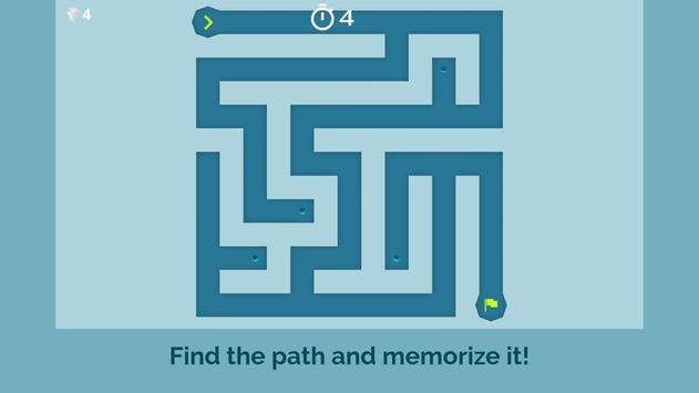 Findy Path: maze world 3d poster