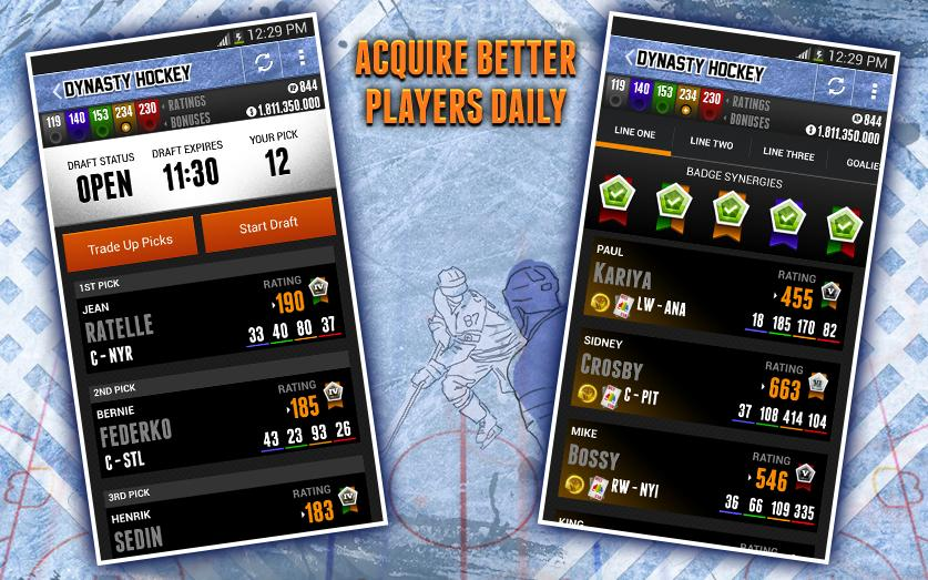 Dynasty Hockey For Android Apk Download