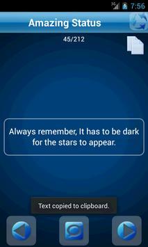 50000 Status Quotes Collection ảnh chụp màn hình 3