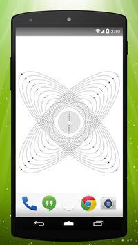 Atom Live Wallpaper screenshot 2