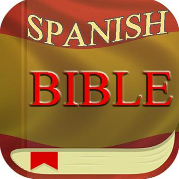 Bilingual Bible Spanish poster
