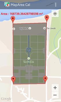 Map Area Calculator on the Go! screenshot 3