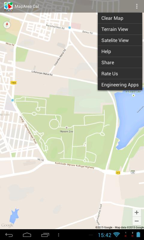 Map Area Calculator on the Go! for Android - APK Download Google Map Area Calculator on google map chart, google map pointer, google map plotter, google map measurement tool,