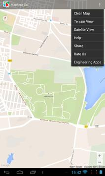 Map Area Calculator on the Go! screenshot 10