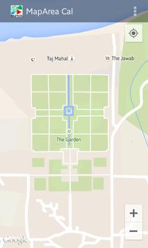 Map Area Calculator on the Go! screenshot 2