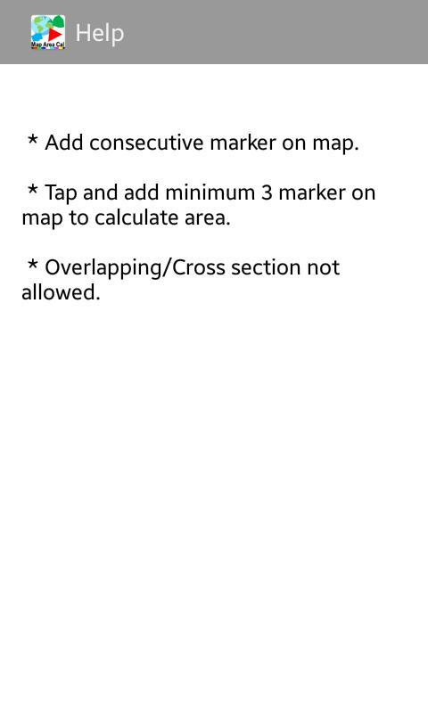 Map Area Calculator on the Go! for Android - APK Download Calculate Map on