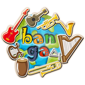 Musical Instruments Cards icon