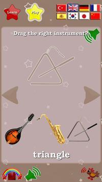 Musical Instruments Cards screenshot 14